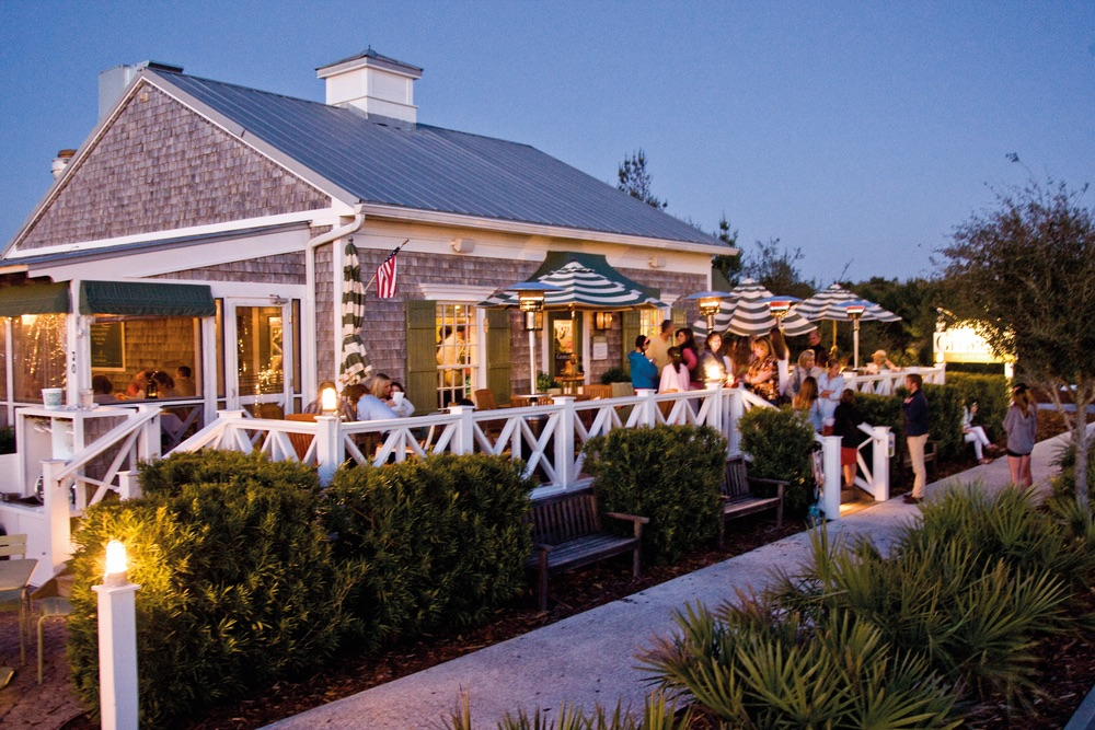 George's at Alys Beach Florida food dining