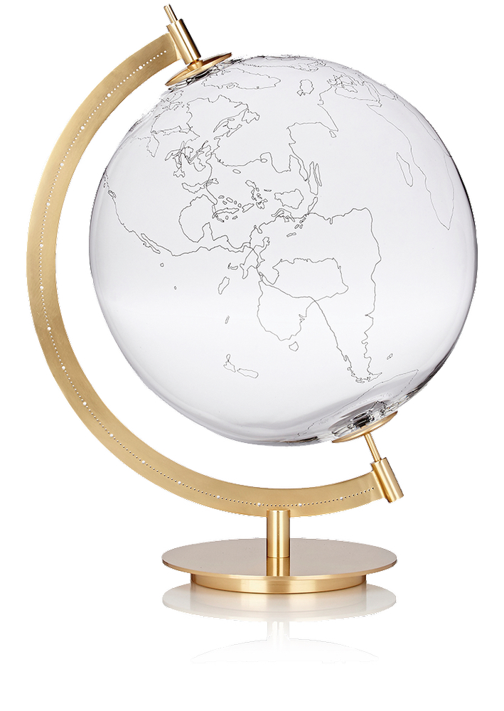 C'est La VIE Curated Collection A Minimalist Dream Secondome MOD. GROUND Map Globe Barneys