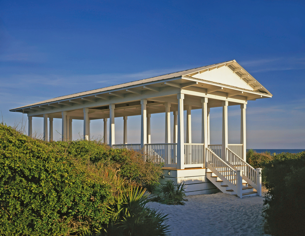 Seaside Pavilion, Seaside, Florida, 1996 Eric Watson Architecture Architect