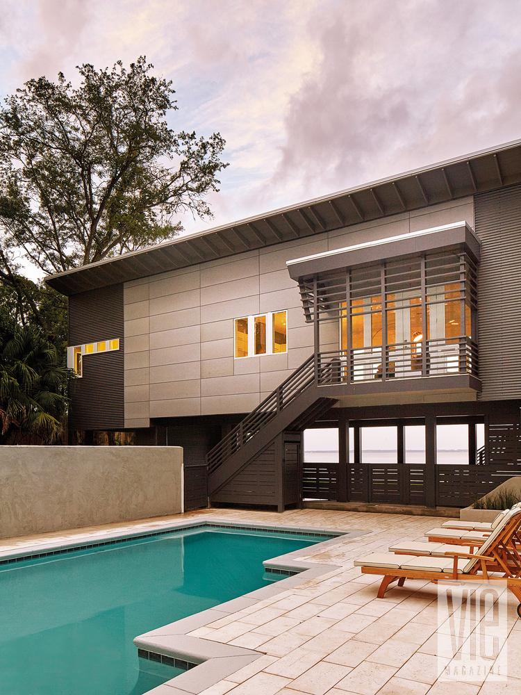 Modern Minimalist Ragsdale Home Rebuild