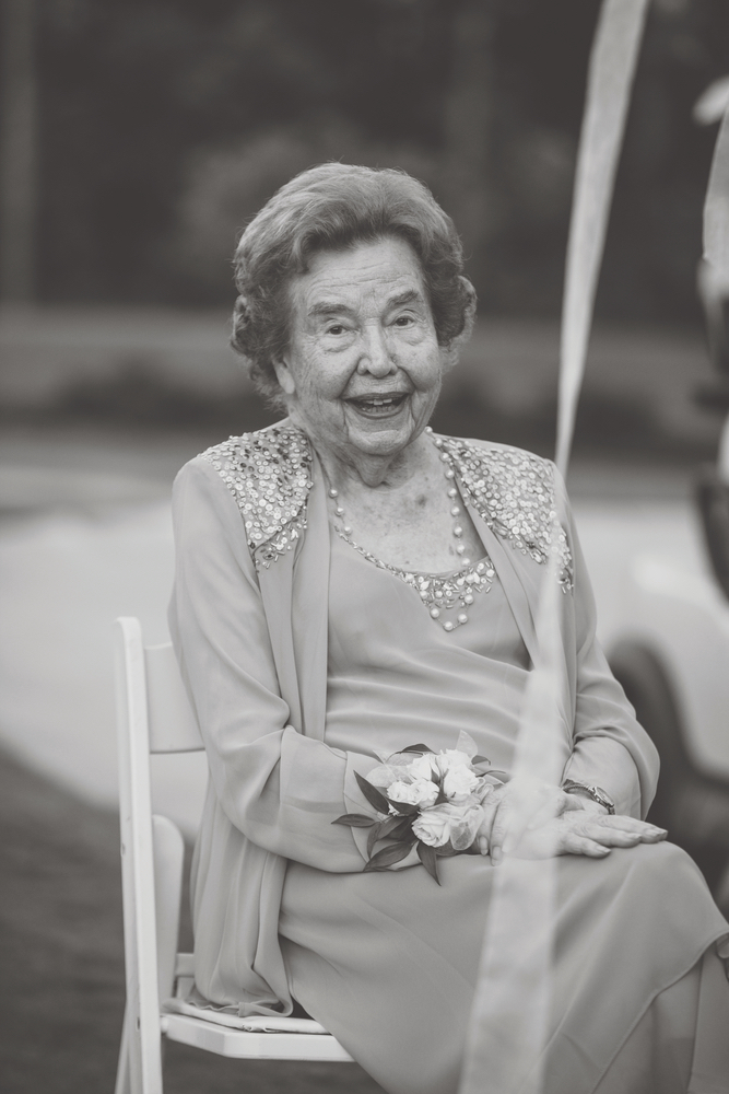 vie magazine lauren mcgill wedding grandmother