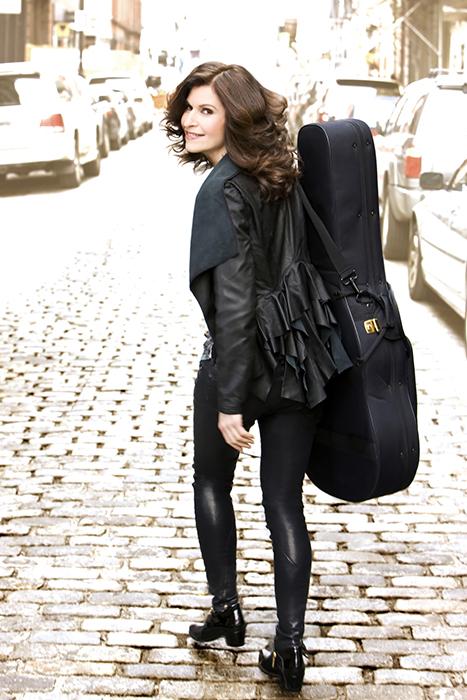 Guitarist Sharon Isbin Photo Sinfonia Gulf Coast Vie Magazine