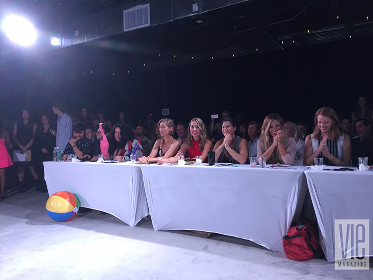 Celebrity Judges at South Walton Fashion Week 2016