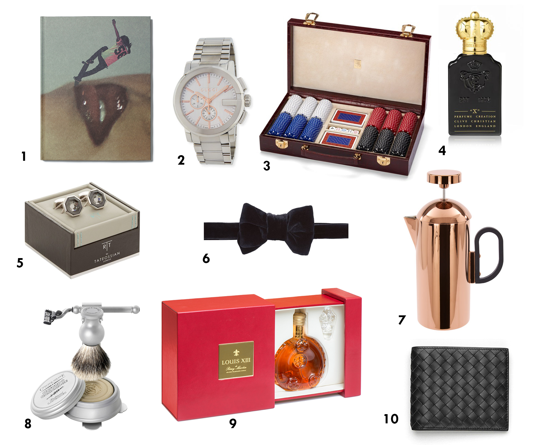 C'est La VIE Holiday Gift Guide What Men Want