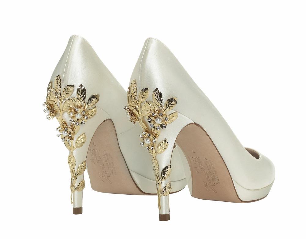 joanie platform heels in gold cherry cest la vie the sophisticate 2016