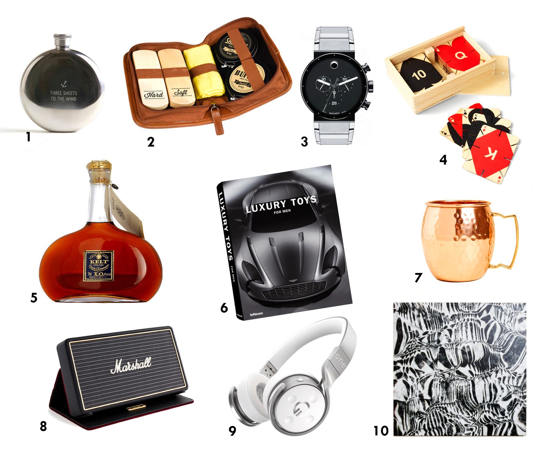 Holiday Gift Guide Local Men