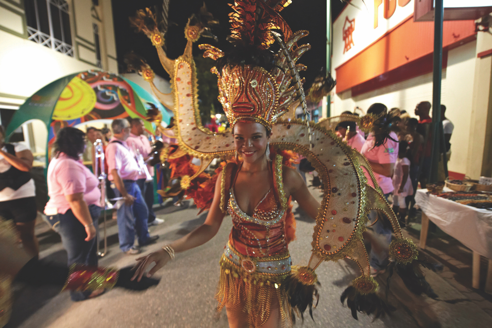 The flourishing culture on the island is a product of its many global influences, bringing dance, the arts, and historical celebrations to its calendar of events for all to enjoy.