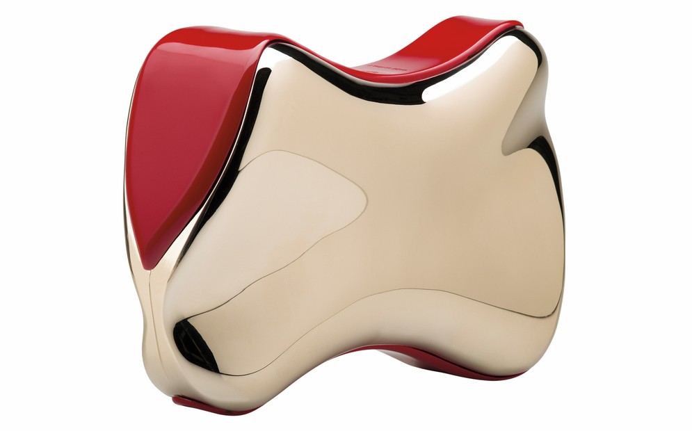 Shoepeaks Minaudière clutch by Christian Louboutin luxury chic