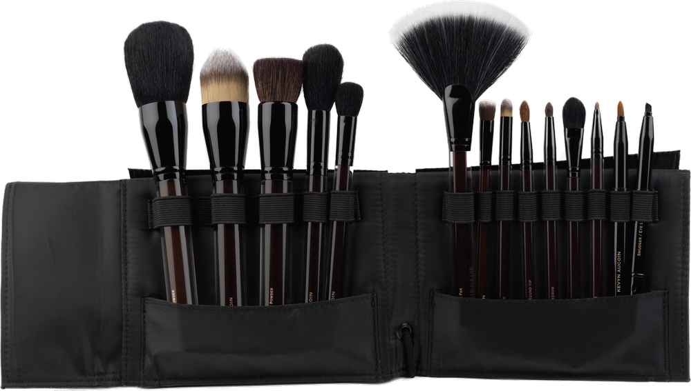 Kevyn Aucoin Essential Brush Collection Luxury Products Cest la VIE Health and Beauty