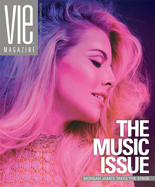 Singer Songwriter and Broadway Alum Morgan James on VIE's 2013 Music Issue Cover