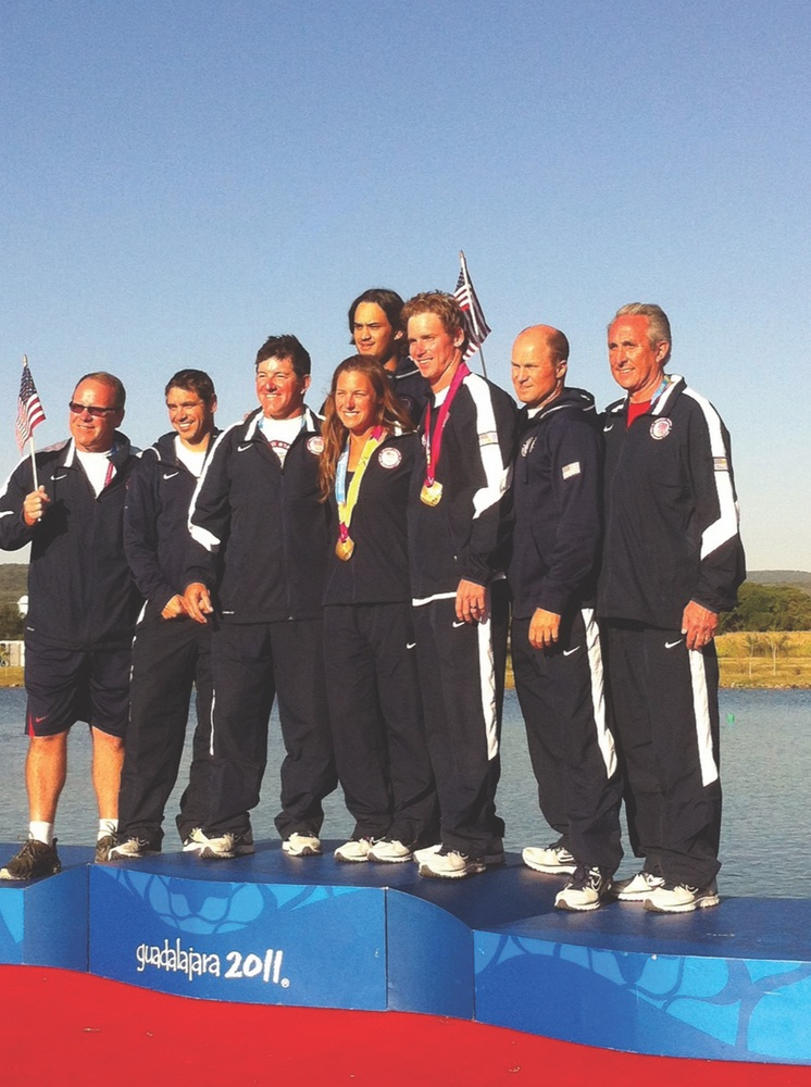 Team USA wakeboarding and waterskiing