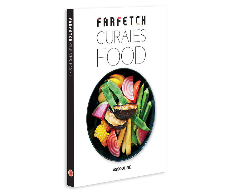 Assouline Farfetch Curates Food, C'est la VIE Culinary and Couture