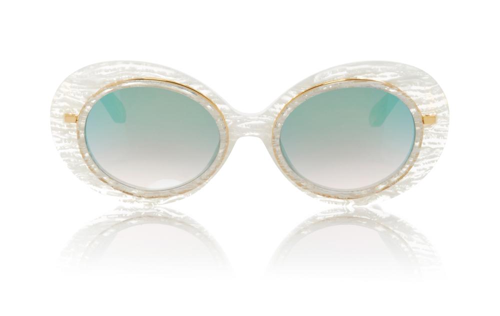 Moda Operandi Krewe Iris Sunglasses, C'est la VIE Culinary and Couture