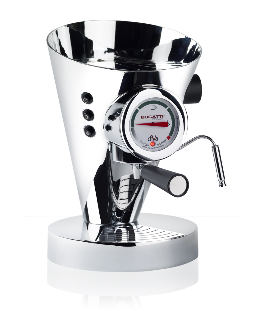 Bugatti Diva Espresso Machine, C'est la VIE Culinary and Couture