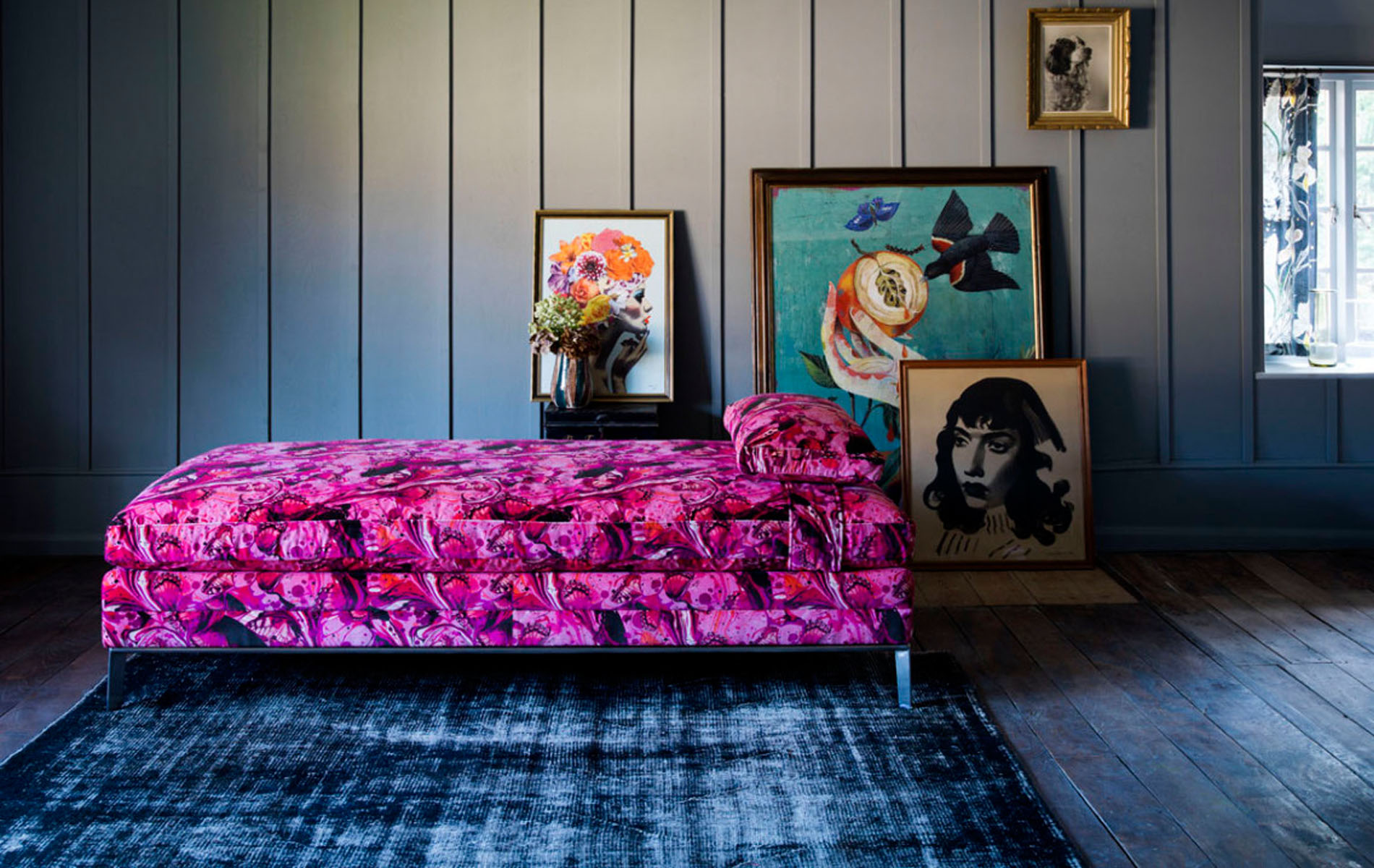 Fashion Designers Stylish Home Collections