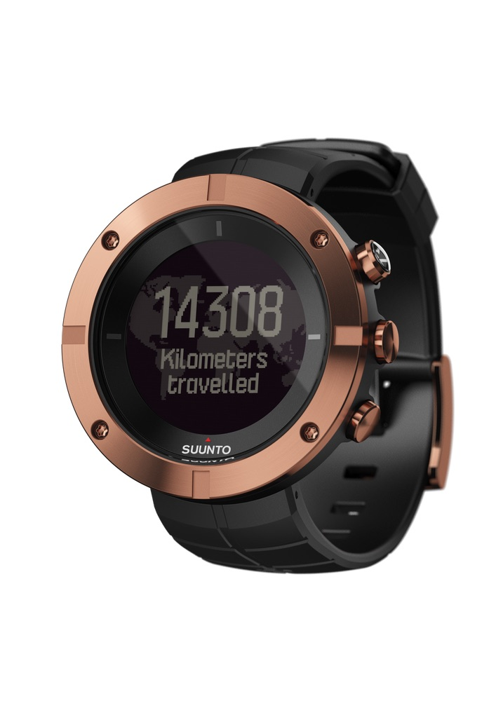 C'est la VIE Curated Collection; Suunto Kailash travel watch