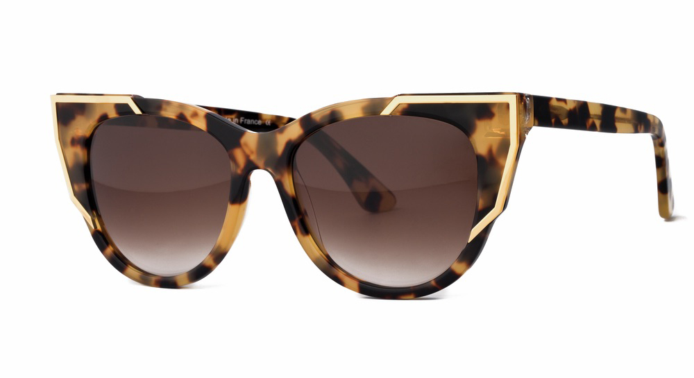 C'est la VIE Curated Collection; Thierry Lasry Butterscotchy Sunglassees