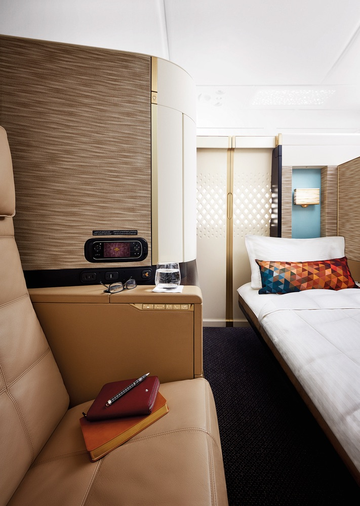 C'est la VIE Curated Collection; Etihad Airways First Apartment Cabin
