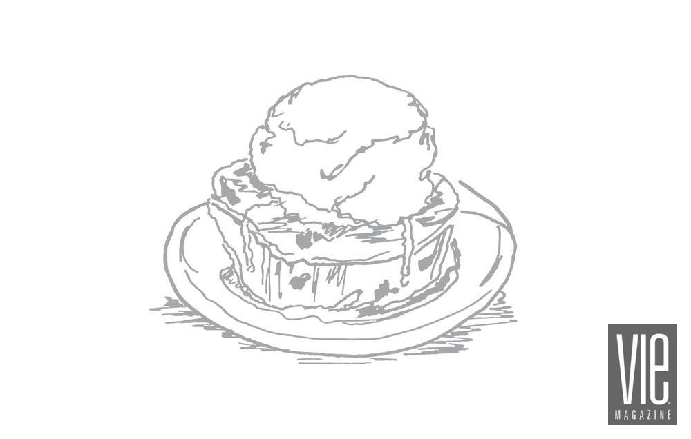 Bon Ton Cafe; New Orleans; Bread Pudding