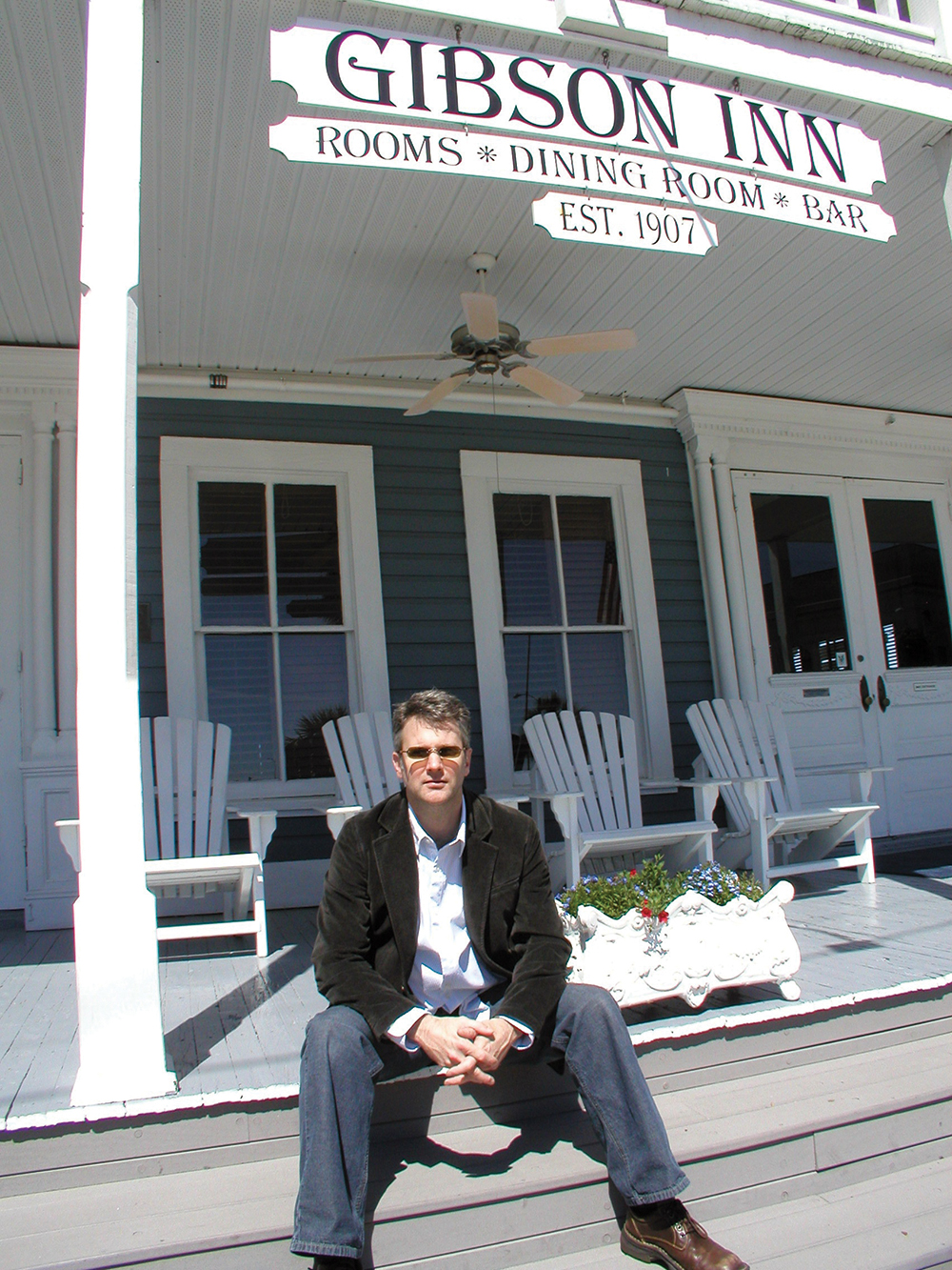 Jerry in Apalachicola