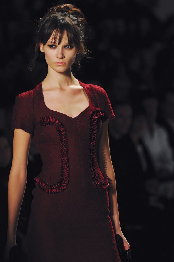 New York Fashion week 2008