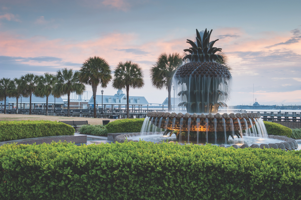 Charleston, South Carolina; Riley Waterfront Park