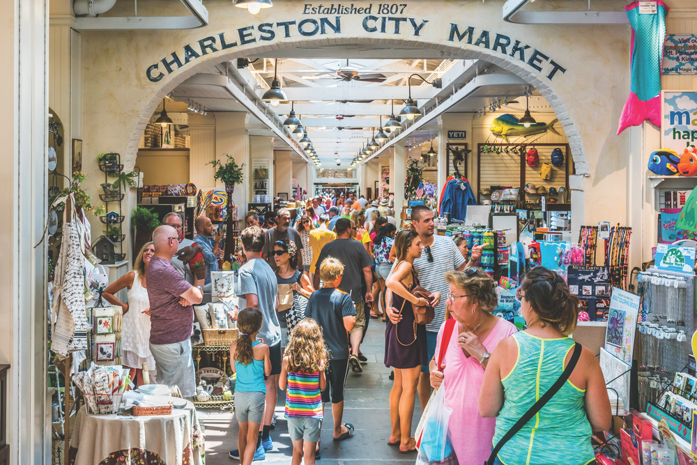 Charleston, South Carolina; Charleston City Market