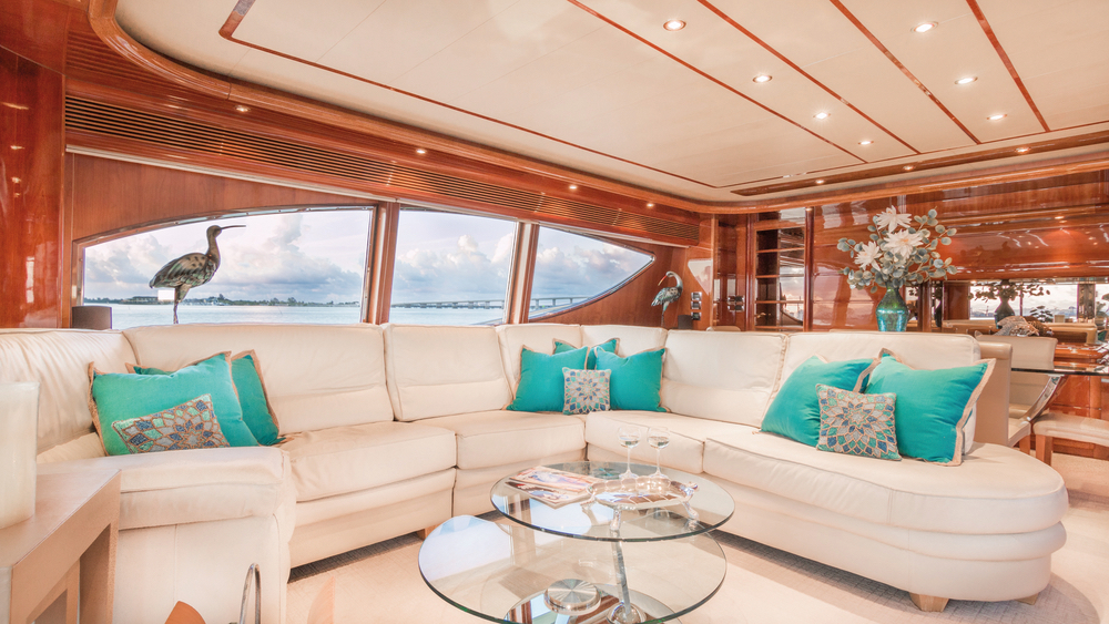 94 Ferretti Yacht Charter to Cuba cest la vie adventurer 2017
