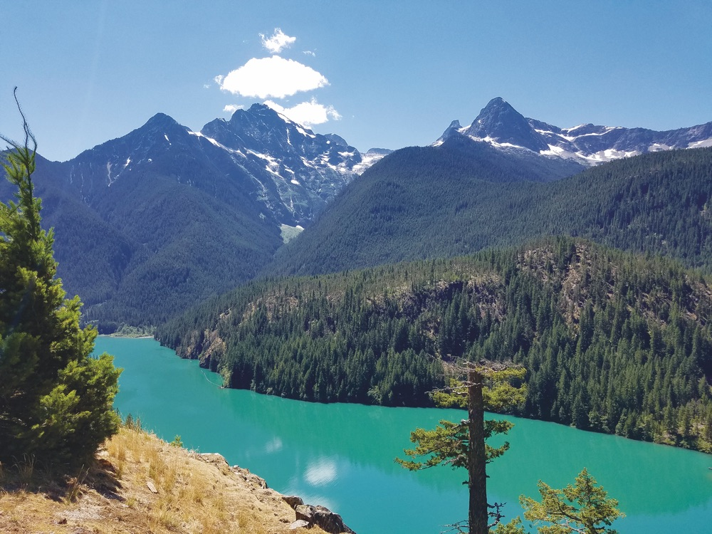 North Cascades National Park in northern Washington State. Photo by Greg Cayea.