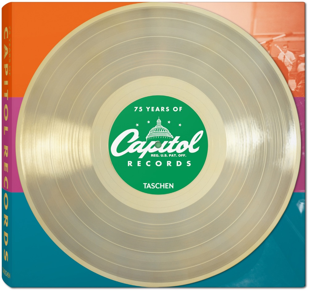 Taschen 75 years of capitol records collection music record player storyteller issue cest la vie
