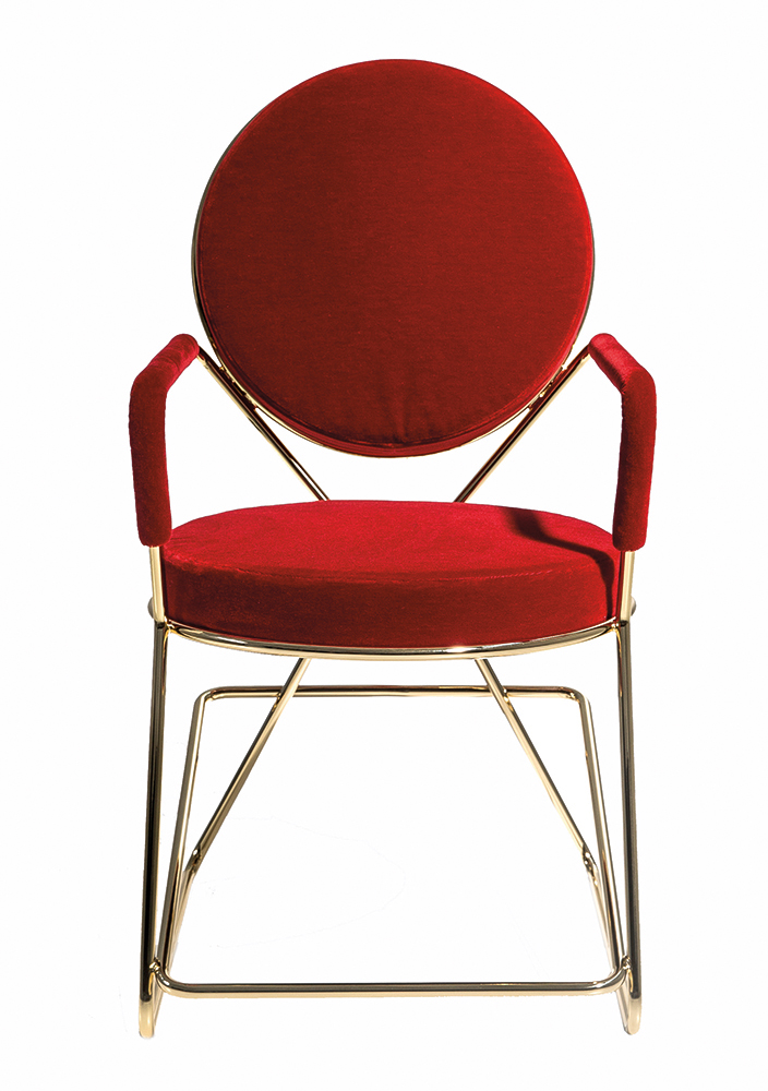 Double Zero Chair by David Adjaye, cest la vie, curated collection, crowning jewels