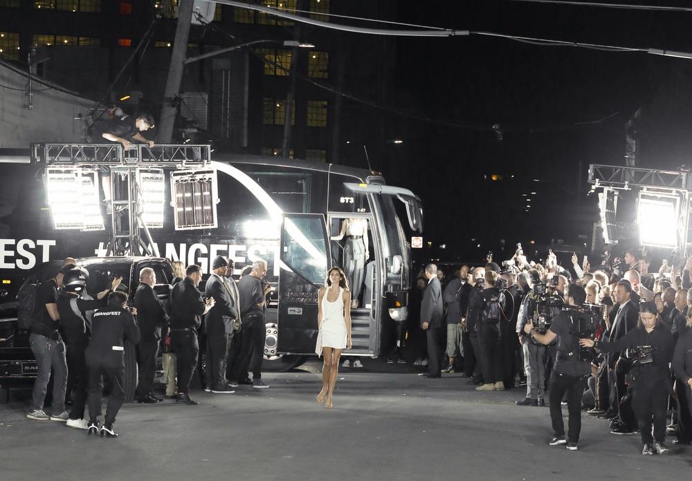 Alexander Wang New York Fashion Week SS18