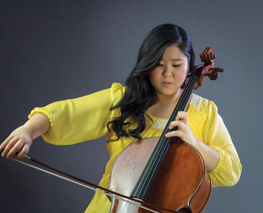 Sang-Eun Lee; Sinfonia