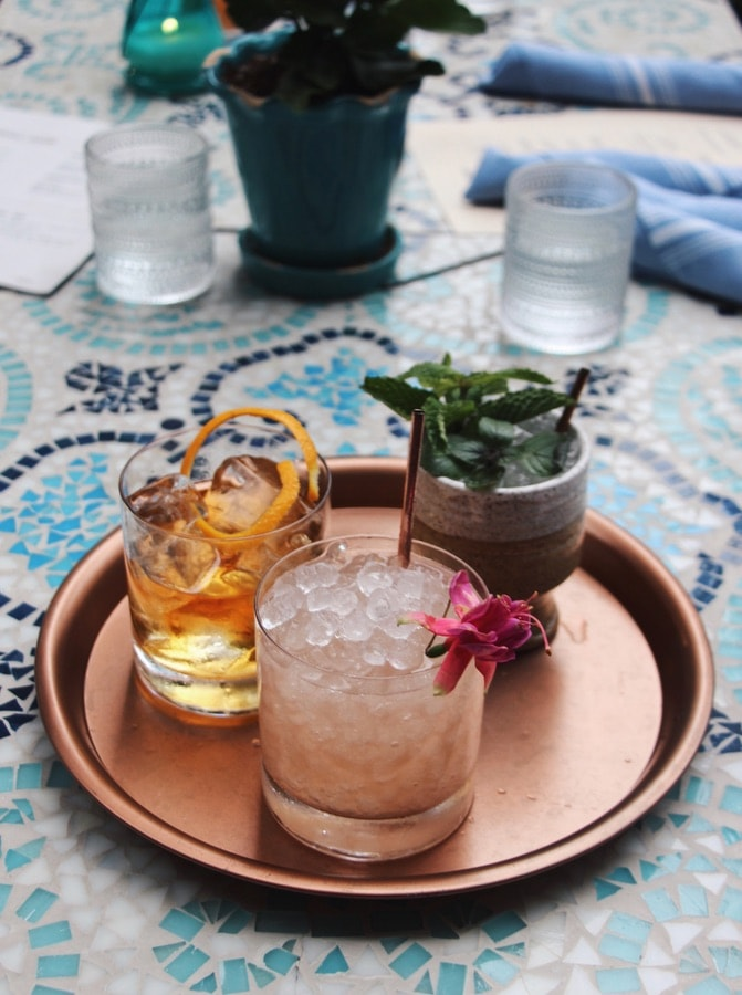 Drinks at Cultivar. The Sophisticate Issue. VIE Magazine