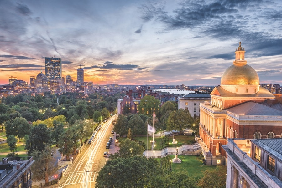 The Massachusetts State House is a must see. VIE Magazine. The Sophisticate Issue