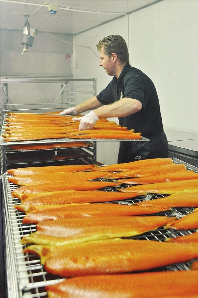 Connemara Life, Artisan Food Economusee, smoked salmon