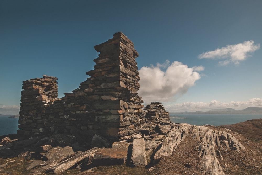 Connemara Life, Connemara, Landscapes, Inishturk Signal Tower