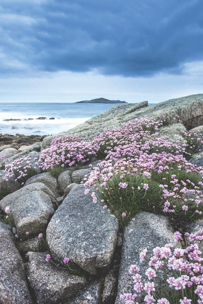 Connemara Life, Connemara, Landscapes, island of Omey