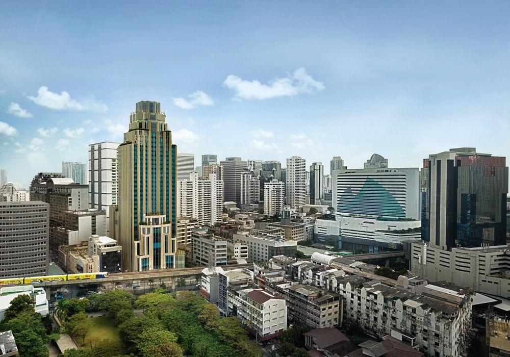 Bangkok Top Spas; Thailand; Bangkok