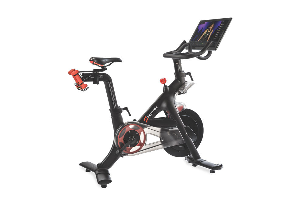 Peloton Exercise Bike Cest la VIE Health and Beauty 2017