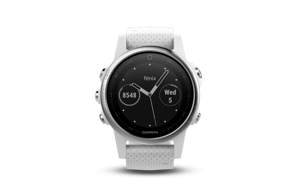 Garmin fēnix 5S with Carrara White Band Cest la VIE Health and Beauty 2017