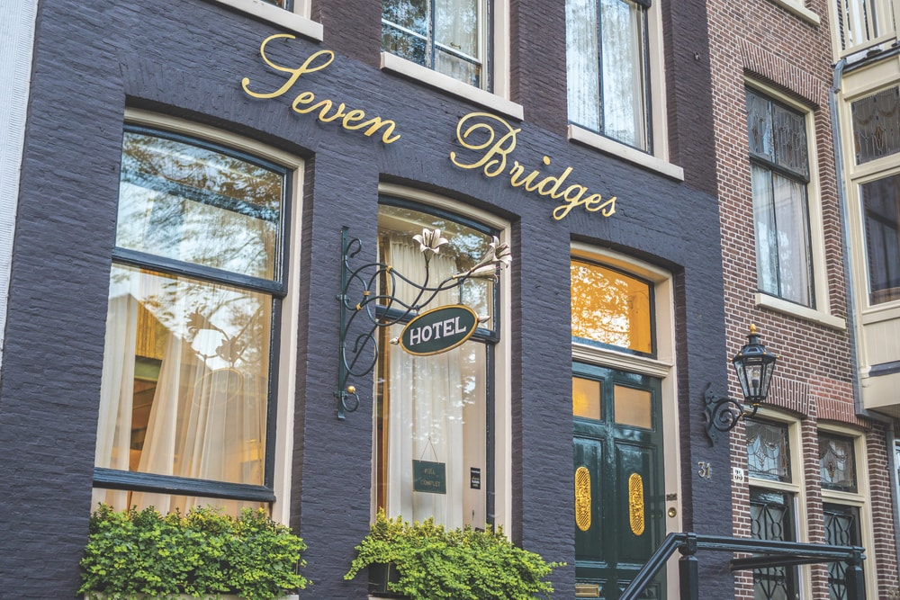 Seven Bridges Hotel Amsterdam Food VIE Magazine Destination Travel 2018