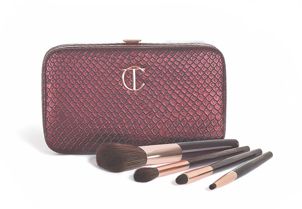 Charlotte Tilbury Magical Mini Brush Set VIE Magazine Destination Travel 2018