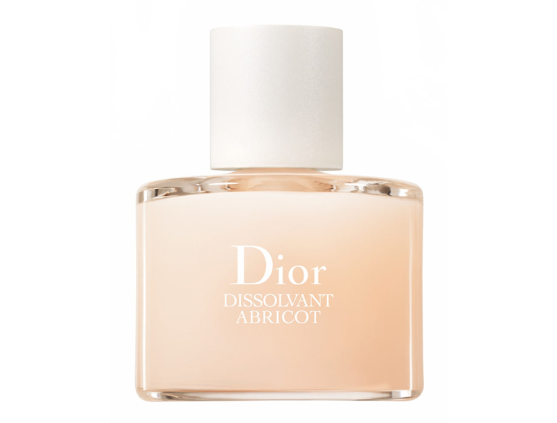 Dior Dissolvant Abricot Acetone-Free Polish Remover VIE Magazine Destination Travel 2018 Cest la VIE