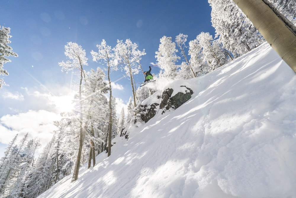 Taos Ski Valley is the perfect place for adventure lovers