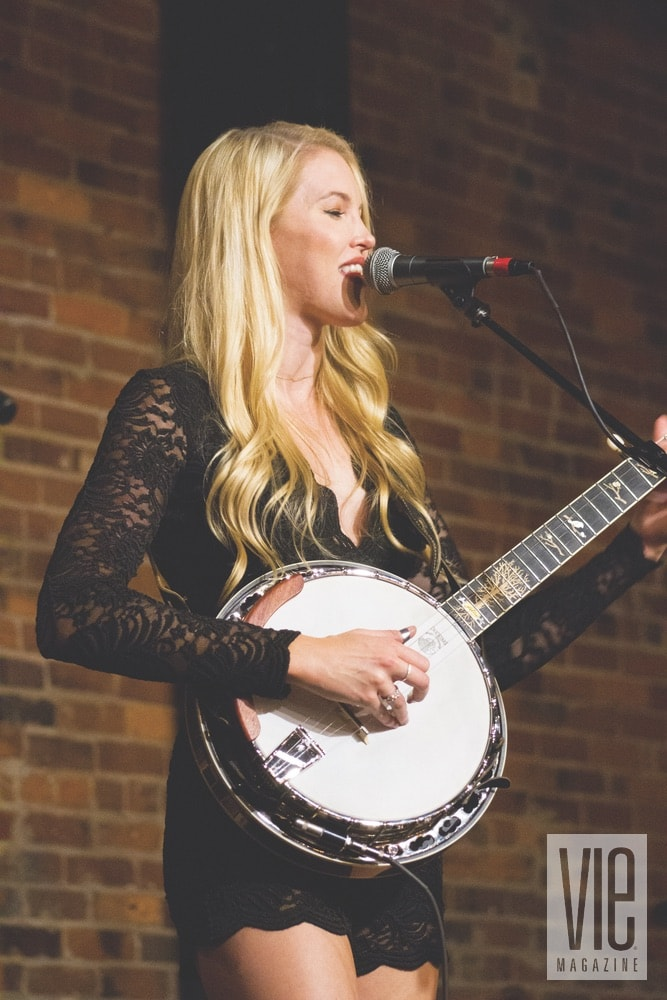 Ashley Campbell; Listening Room Cafe