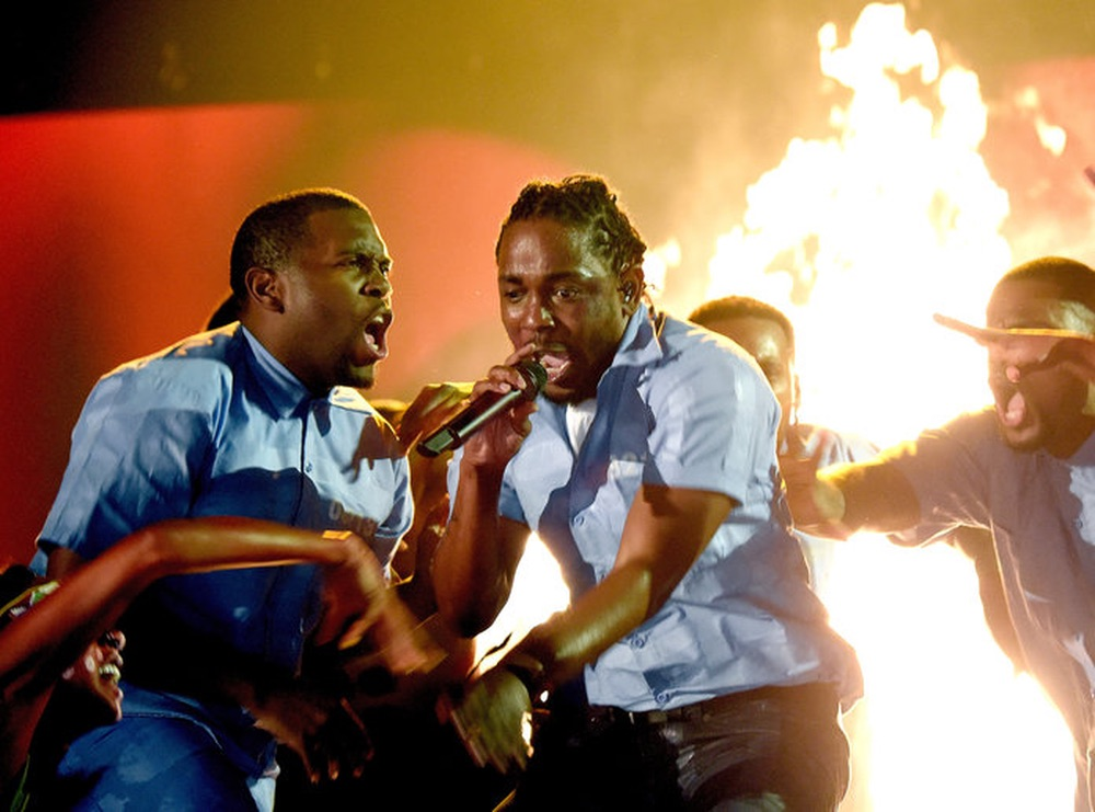 Kendrick Lamar Grammy Awards