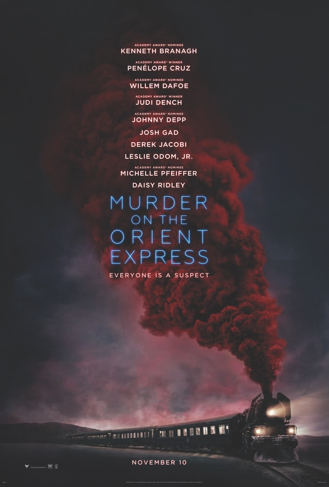 Agatha Christie's classic novel Murder on the Orient Express, VIE Magazine 2018