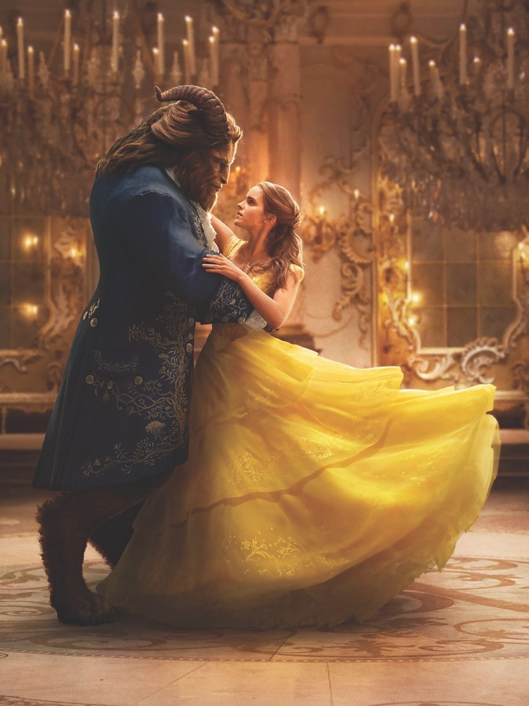 Disney's Beauty and the Beast, VIE Magazine March 2018