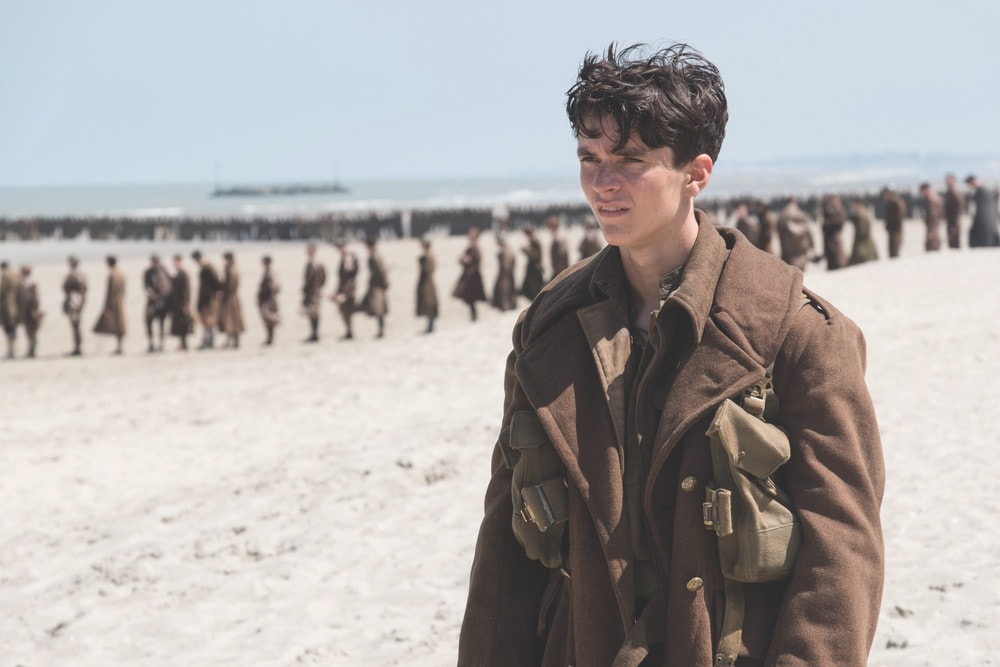 Christopher Nolan's Dunkirk, VIE Magazine March 2018
